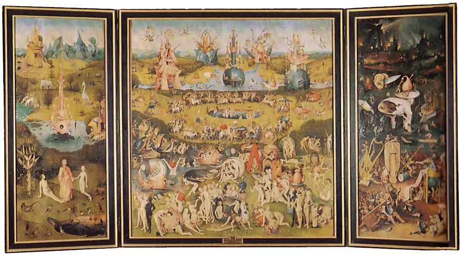 MyStudios- Hieronymus Bosch, The Garden of Earthly Delights
